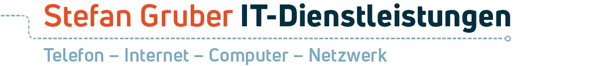 Stefan Gruber IT-Dienstleistungen